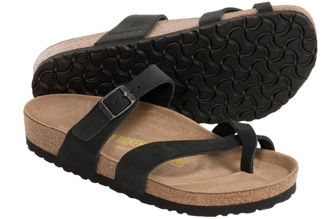 Туфли от «Birkenstock»