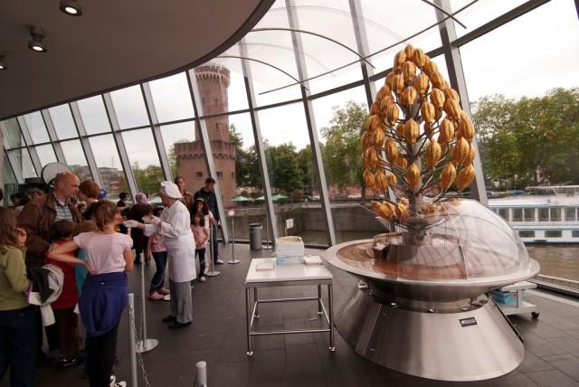 Музей шоколада (Schokoladenmuseum), Кёльн