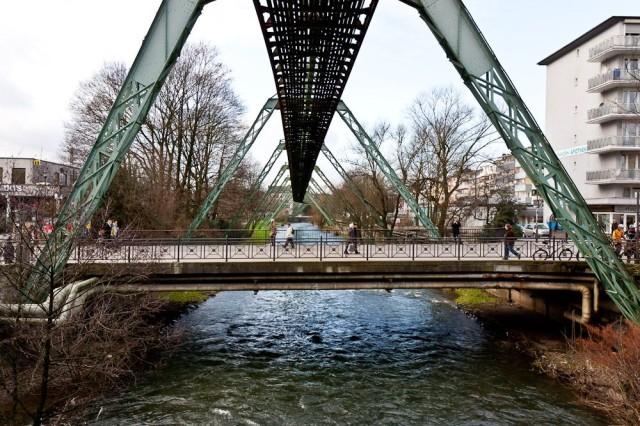 Вупперталь (Wuppertal) Германия