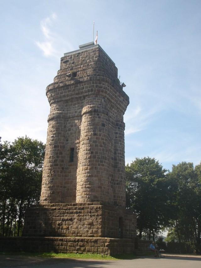 Башня Бисмарка (Bisparckturm)