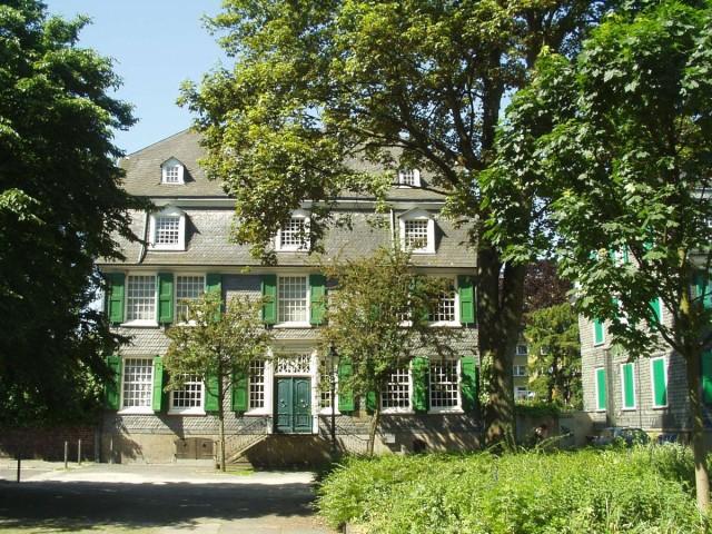 Дом Фридриха Энгельса в Вуппертале
