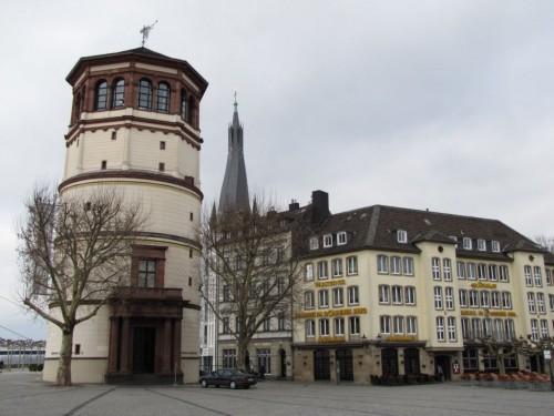 Бургплатц (Burgplatz)