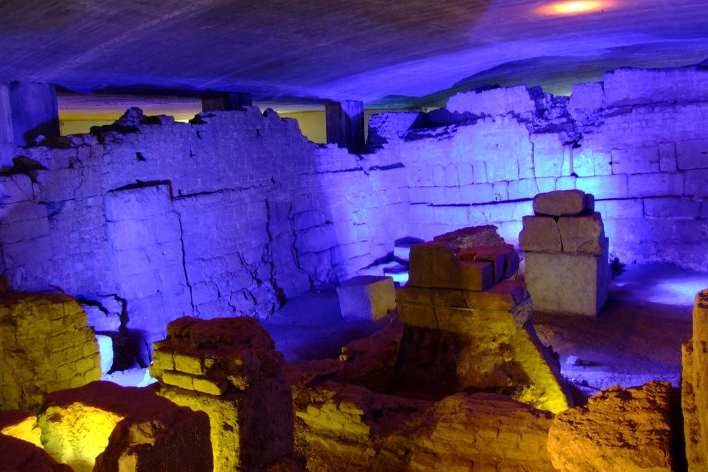 Раскопки Преториума
