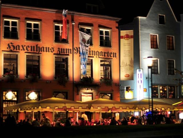 Haxenhaus zum Rheingarten