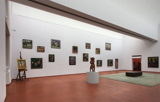 Музей Людвига в Кёльне (Museum Ludwig)