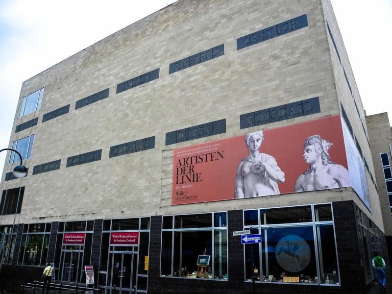 Музей Вальрафа-Рихарца (Wallraf-Richartz-Museum & Fondation Corboud)
