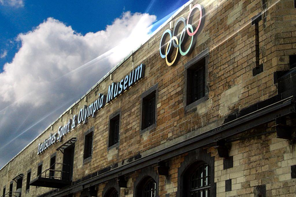 Немецкий музей спорта и олимпийского движения