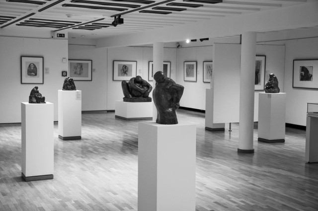 Музей Кете Кольвиц (Käthe Kollwitz Museum)