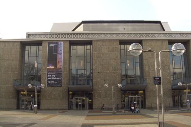 Оперный театр Кёльна (Opernhaus Köln)
