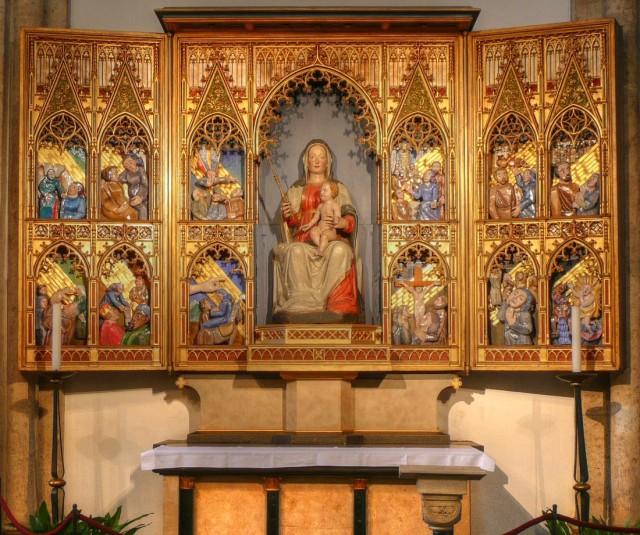 Апостольская церковь (St. Aposteln)