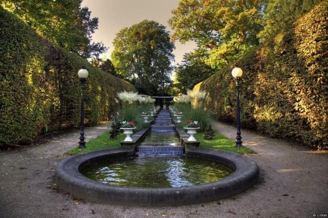 Flora und Botanischer Garten