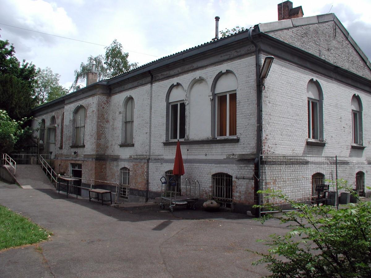Театр Оранжери в Фольксгартене