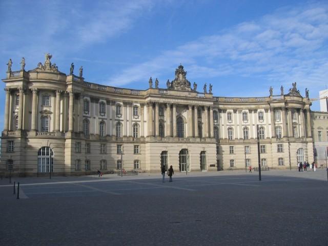 Старая Библиотека (Alte Bibliothek)