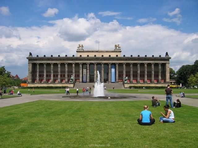 Старый музей (Altes Museum)