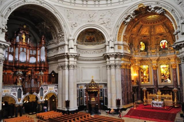 Берлинский кафедральный собор (Berliner Dom)