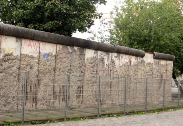 Берлинская стена (Berliner Mauer)