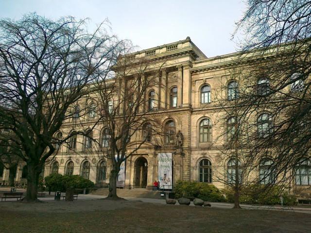Музей естествознания (Naturkundemuseum)