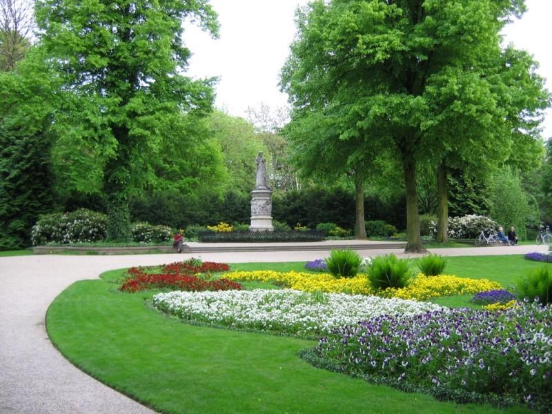 Тиргартен (Tiergarten)