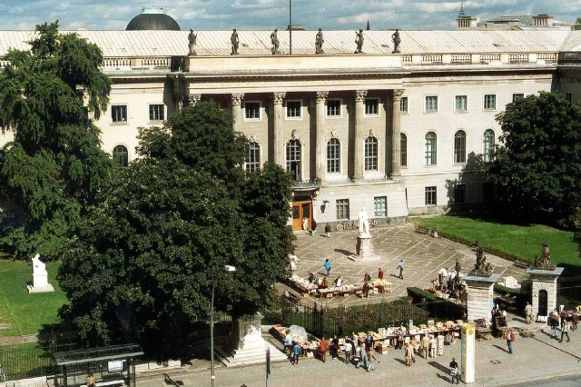 Берлинский университет им. Гумбольдта (Humboldt-Universitaet zu Berlin)