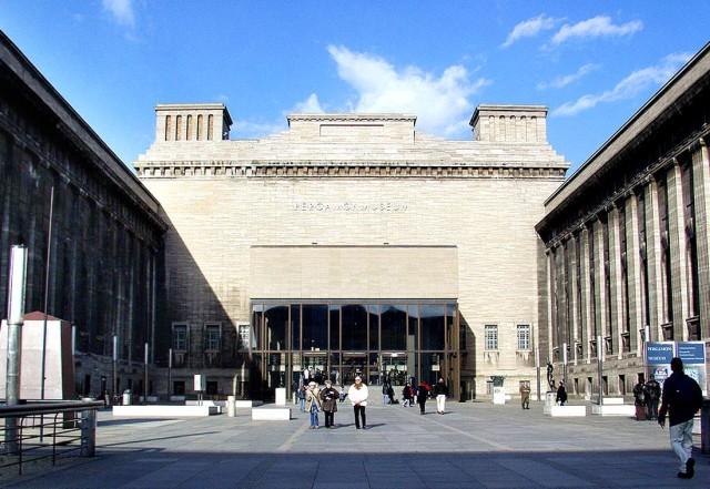 Музей Пергамский (Pergamonmuseum)