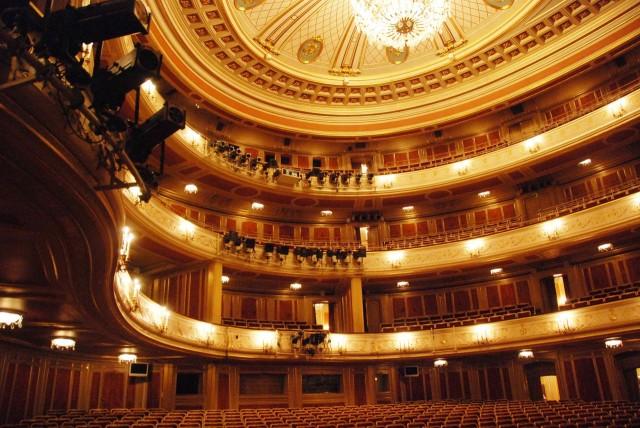 Берлинская государственная опера (Staatsoper Berlin)