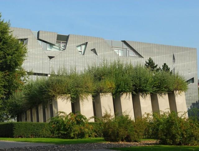 Еврейский Музей Берлина (Jewish Museum Berlin)