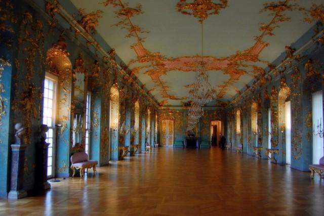Замок Шарлоттенбург (Schloss Charlottenburg)