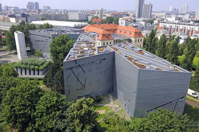 Еврейский Музей Берлина (Jüdisches Museum Berlin)