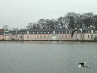 Музей истории европейского паркового искусства в Дюссельдорфе