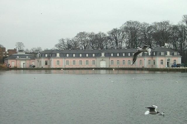 Музей истории европейского паркового искусства (Мuseum für Europäische Gartenkunst)