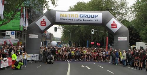 Метро Group марафон