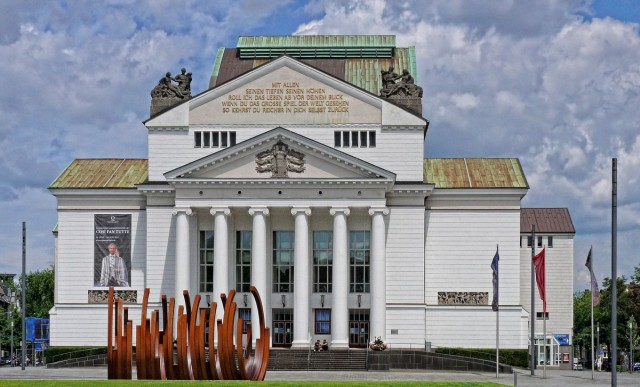 Немецкая Опера на Рейне (Deutsche Oper am Rhein)