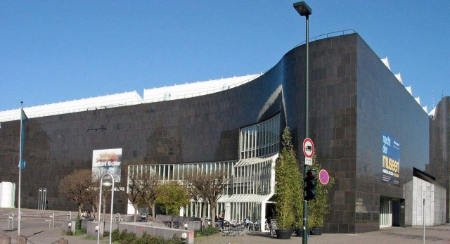 Музей K20 в Дюссельдорфе