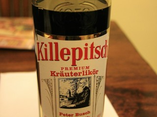 Ликер Killepitsch