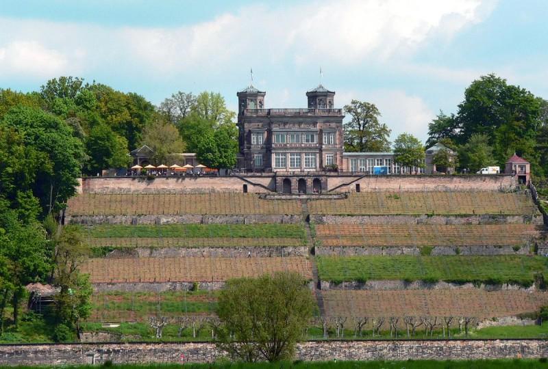Замок Лингнера (Lingnerschloss)