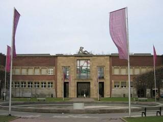 Дюссельдорфский Дворец искусств