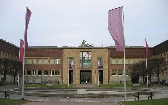 Дюссельдорфский Дворец искусств (Museum KunstРalast)