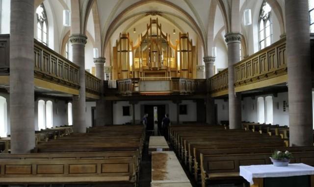 Церковь Мартина Лютера (Martin-Luthter-Kirche)