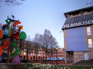 Музей кино Дюссельдорфа