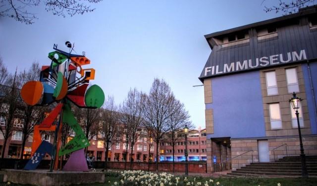 Музей кино Дюссельдорфа (das Filmmuseum Düsseldorf)