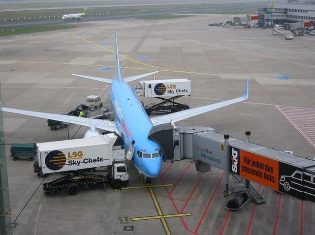 Дюссельдорфский аэропорт (Flughafen Düsseldorf International)