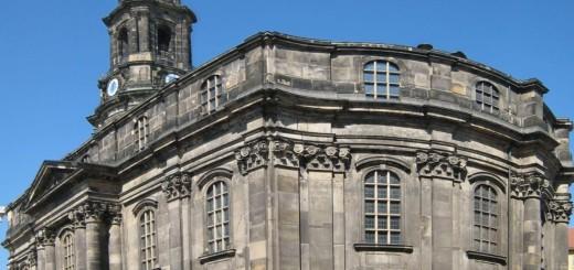 Церковь Святого Креста в Дрездене (Kreuzkirche)