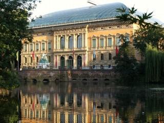 Музей К21 в Дюссельдорфе