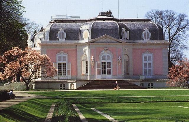 Музей европейского садового искусства (Museum für Europäische Gartenk)