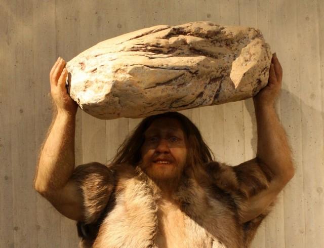 Неандерталь (Neanderthal-Museum)
