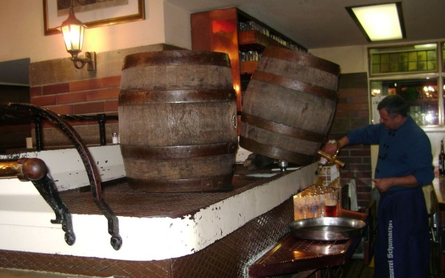 Дюссельдорфское темное пиво