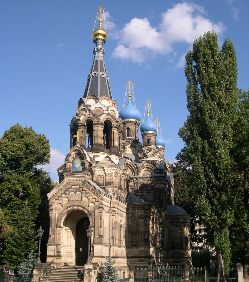 Церковь Святого преподобного Симеона Дивногорца