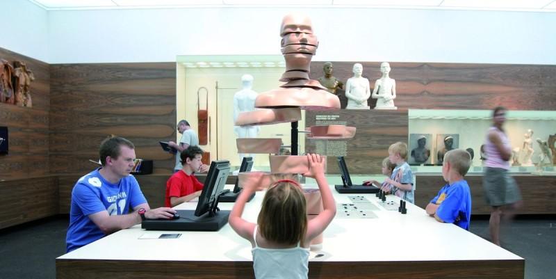 Экспозиция музей гигиены