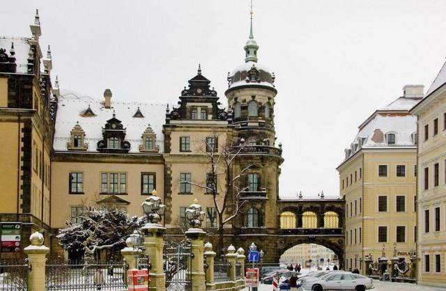 Дрезденский замок-резиденция (нем. Dresdner Residenzschloss)