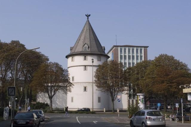 Орлиная башня (Adlerturm)